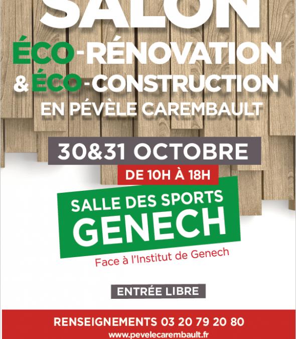 MATLEX et le salon Eco-rénovation et Eco-Construction
