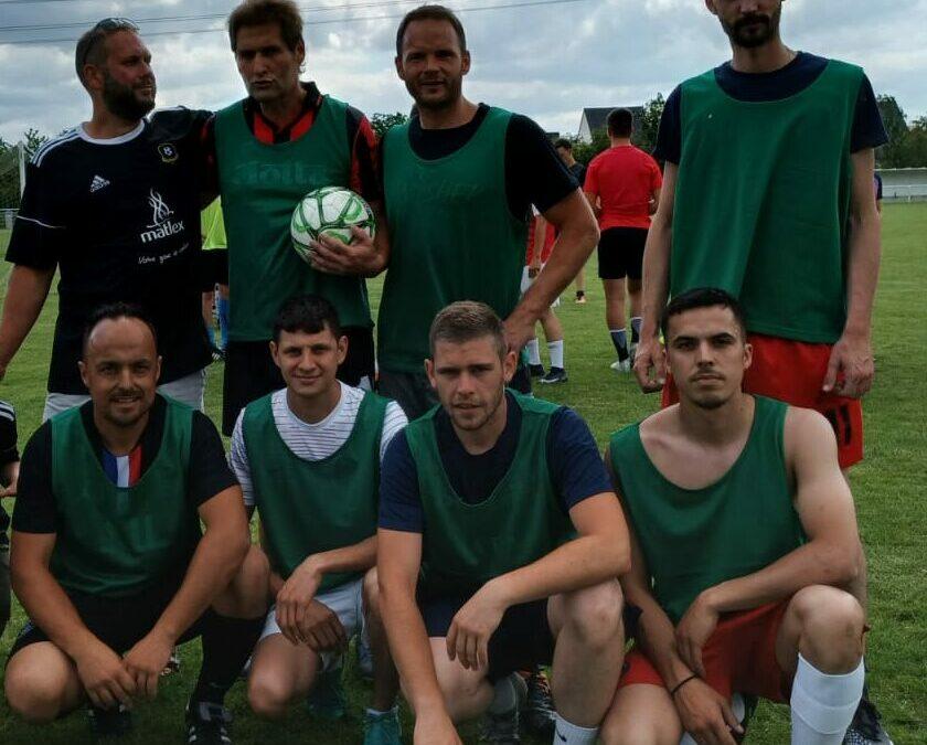 Le foot by MATLEX : une belle équipe